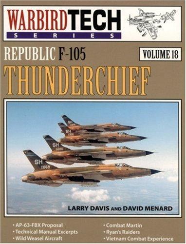 Republic F-105 Thunderchief: Kris Hughes; Walter