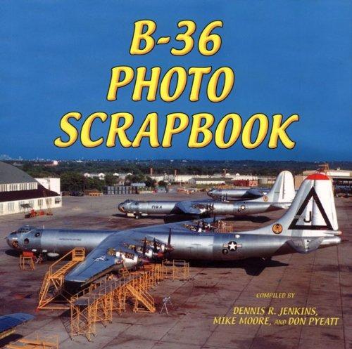 9781580070751: B-36 Photo Scrapbook