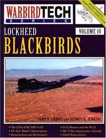 9781580070867: Lockheed Blackbirds - Warbird Tech Vol. 10