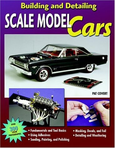 9781580070904: Building and Detailing Scale Model Cars