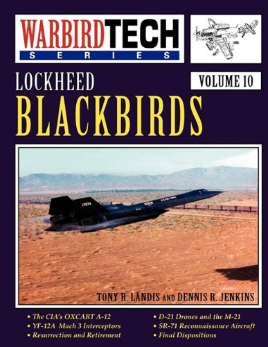 9781580071789: Lockheed Blackbirds - Warbird Tech Vol. 10