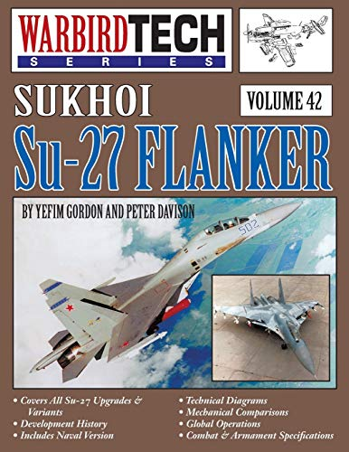 9781580071963: Sukhoi Su-27 Flanker - Warbirdtech V. 42