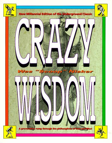 9781580080408: Crazy Wisdom