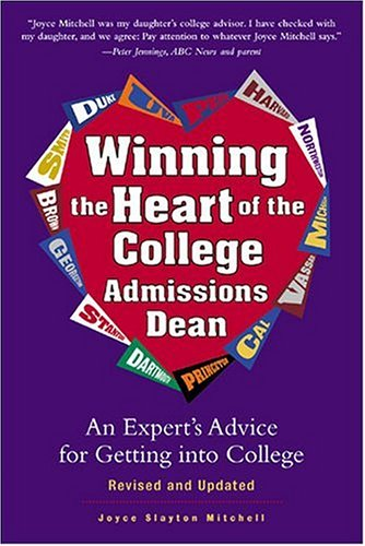 Winning the Heart of the College Admissions: Slayton Mitchell, Joyce