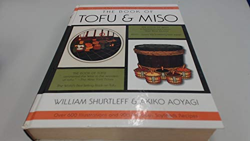 9781580083584: The Book of Tofu & Miso