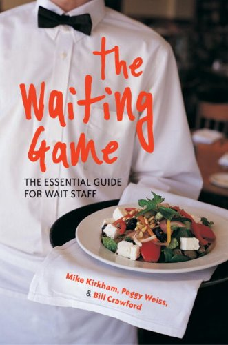 9781580083690: The Waiting Game: The Essential Guide for Wait Staff and Managers
