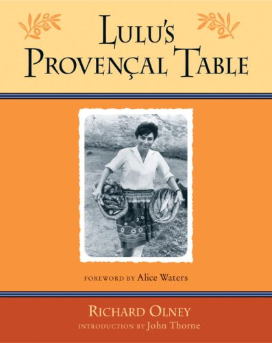 LULU'S PROVENCAL TABLE: THE EXUB
