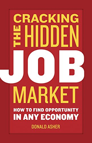 9781580084949: Cracking The Hidden Job Market: How to Find Opportunity in Any Economy