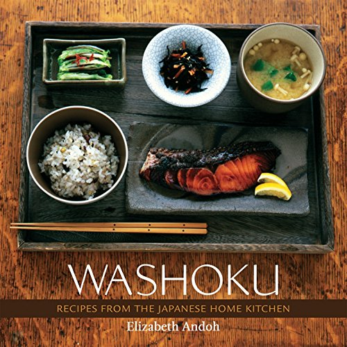 9781580085199: Washoku: Recipes from the Japanese Home Kitchen