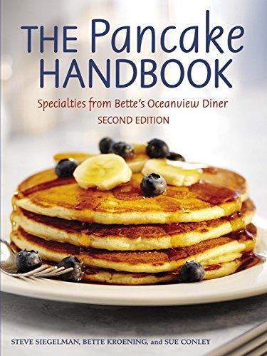 9781580085373: The Pancake Handbook: Specialties from Bette's Oceanview Diner