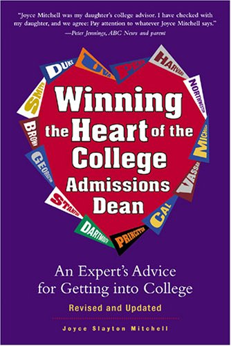 Winning the Heart of the College Admissions: Mitchell, Joyce Slayton