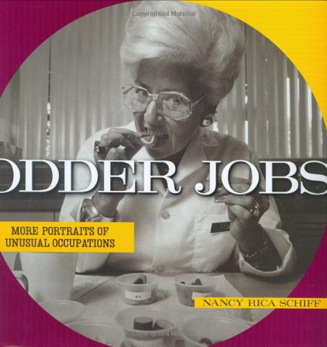 Odder Jobs: Rica Schiff, Nancy