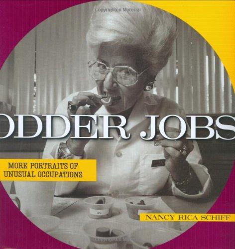 9781580087490: Odder Jobs