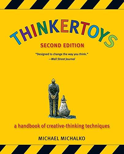 9781580087735: Thinkertoys: A Handbook of Creative-Thinking Techniques