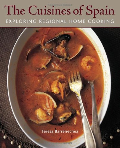 9781580088350: The Cuisines of Spain: Exploring Regional Home Cooking