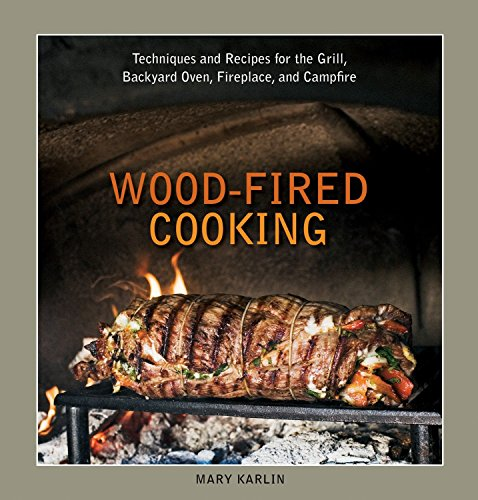9781580089456: Wood-Fired Cooking