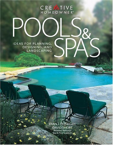 9781580110808: Pools & Spas: Ideas for Planning, Designing, and Landscaping