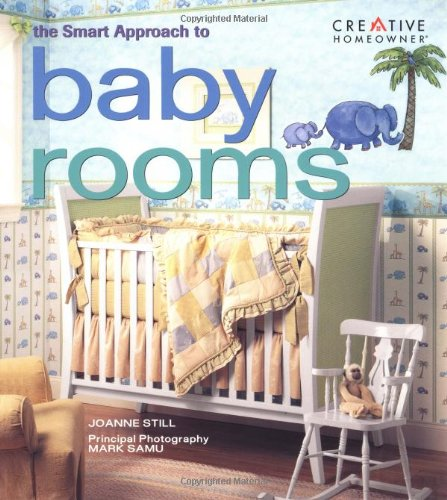 9781580111133: The Smart Approach to Baby Rooms