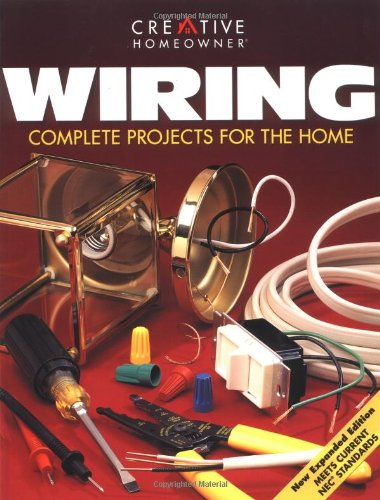 9781580111607: Wiring: Complete Projects for the Home
