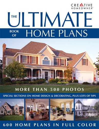 9781580111867: The Ultimate Book of Home Plans
