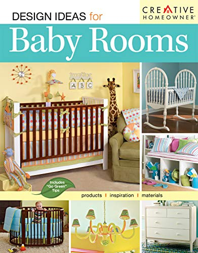 Design Ideas for Baby Rooms (Home Decorating): Hillstrom, Susan
