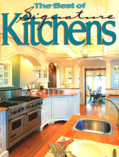 9781580112512: The Best of Signature Kitchens