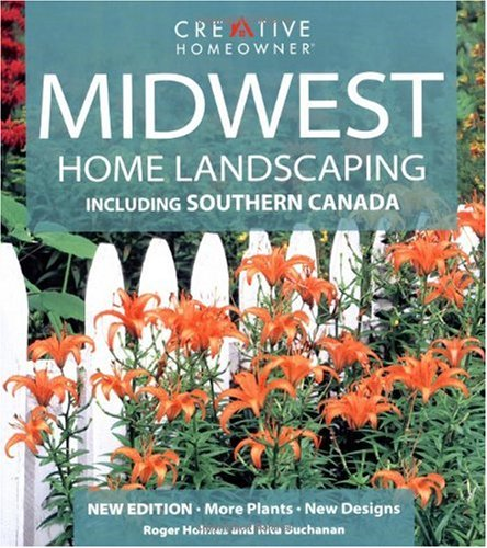 9781580112567: Midwest Home Landscaping: Including Southern Canada