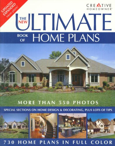 9781580113540: The New Ultimate Book of Home Plans