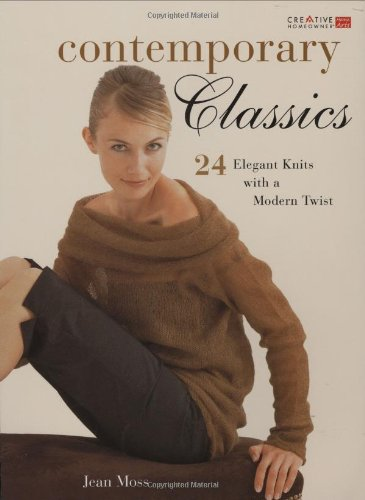 9781580113670: Contemporary Classics: 24 Elegant Knits with a Modern Twist