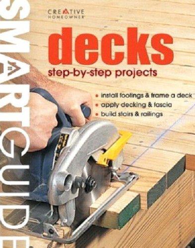 9781580113922: Smart Guide: Decks, 2nd Edition (Home Improvement) (English and English Edition)