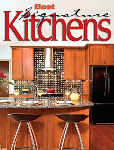 9781580114554: Best Signature Kitchens: Over 100 Fabulous Kitchens from Top Designers (Home Decorating)