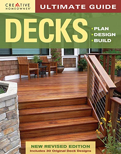 9781580114615: Ultimate Guide: Decks, 4th edition: Plan, Design, Build (Home Improvement)