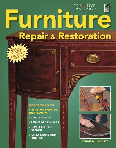 Furniture Repair & Restoration (Home Improvement): Brian Hingley Mr.; Home Improvement; How-To