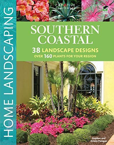 9781580115100: Southern Coastal Home Landscaping