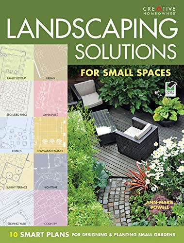Landscaping Solutions for Small Spaces: 10 Smart: Powell, Anne-Marie, Landscaping