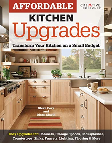 9781580115346: Affordable Kitchen Upgrades (Home Improvement)
