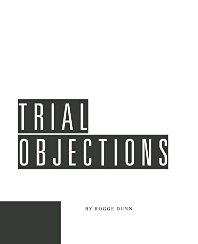 9781580120180: Trial Objections