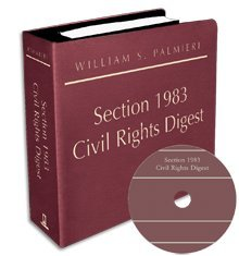 9781580120296: Rosenstock's Section 1983 Civil Rights Digest