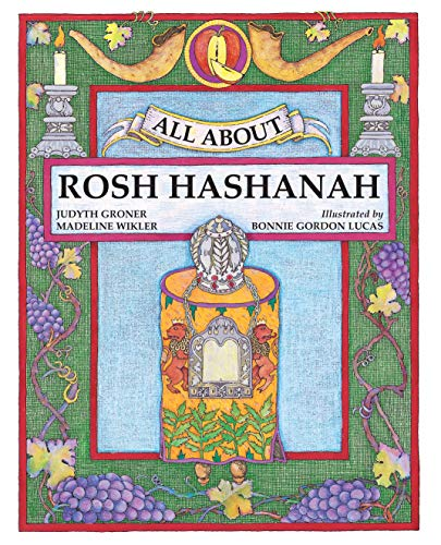 9781580130042: All about Rosh Hashanah (High Holidays)