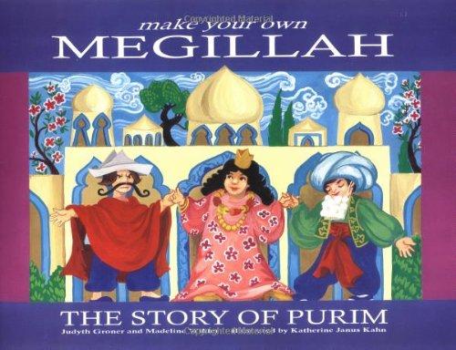 9781580130134: Make Your Own Megillah (Purim)