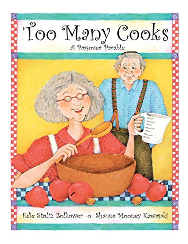 9781580130639: Too Many Cooks: A Passover Parable