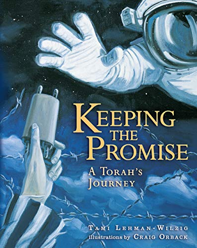 9781580131186: Keeping the Promise: A Torah's Journey (General Jewish Interest)