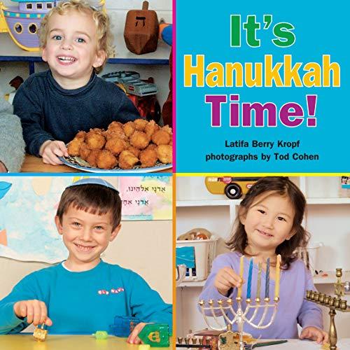 9781580131209: Its Hanukkah Time -Lib