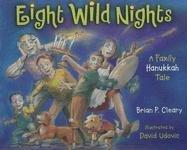 9781580131520: Eight Wild Nights: A Family Hanukkah Tale