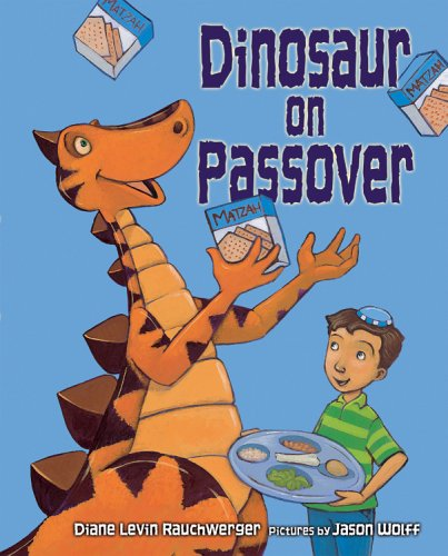 9781580131568: Dinosaur on Passover (Dinosaur Holiday Set)