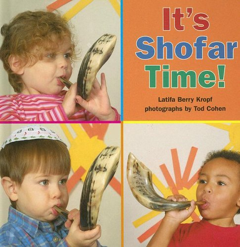 9781580131582: It's Shofar Time