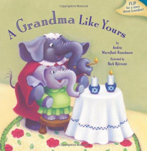 9781580131674: A Grandma Like Yours (General Jewish Interest)