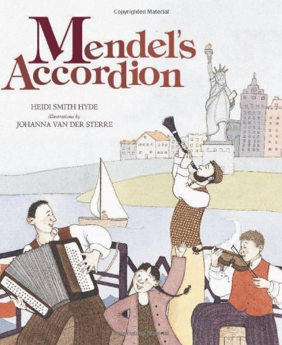 Mendel's Accordion (Kar-ben Favorites): Heidi Smith Hyde