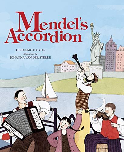 Mendel's Accordion (Kar-Ben Favorites): Hyde, Heidi Smith