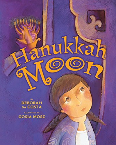 9781580132459: Hanukkah Moon